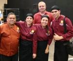 Equipo del ITSC participante en la Copa Visit, Panamá Gastronómica 2012