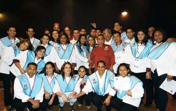 Graduación ITSC 2012